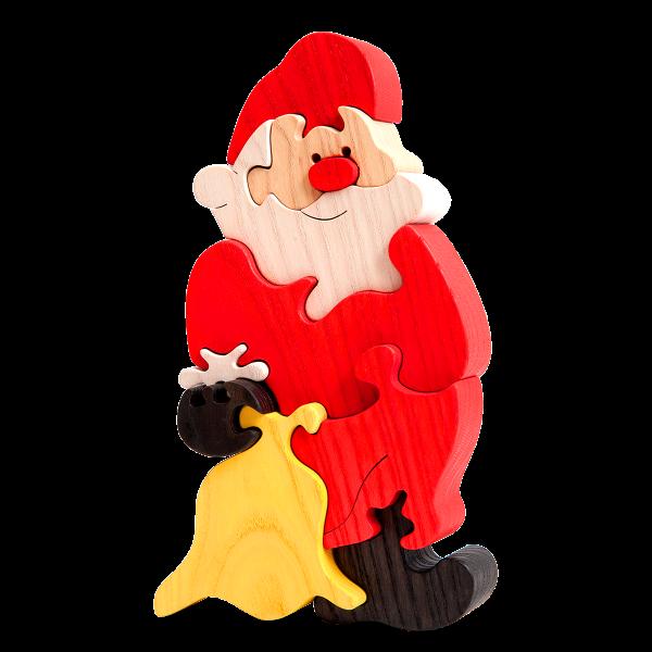 Kerstman groot - Fauna speelgoed