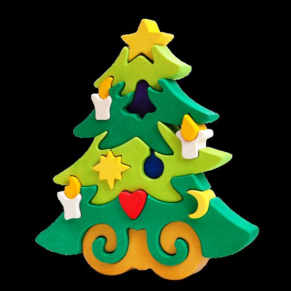 Kerstboom groot - Fauna speelgoed