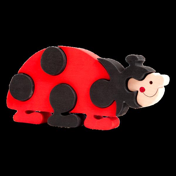 Lieveheersbeestje groot - Fauna speelgoed