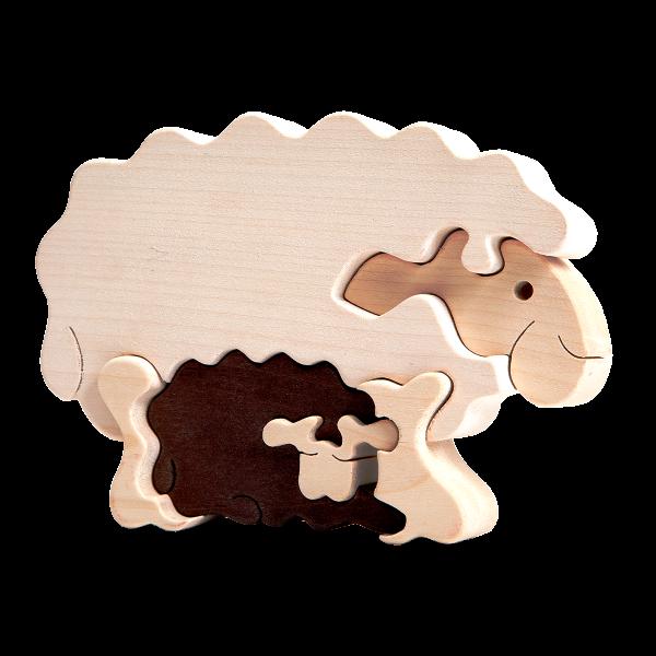 Schapenfamilie - Fauna speelgoed