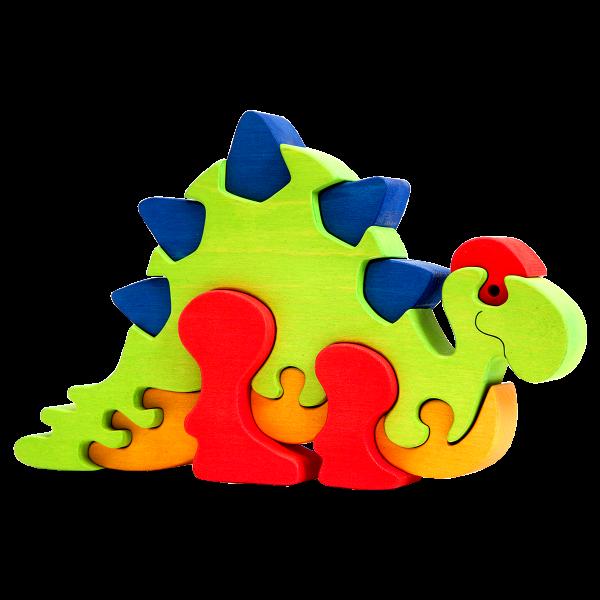 Dino Stegosaurus groot - Fauna speelgoed