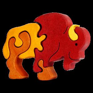 Bizon klein - Fauna speelgoed