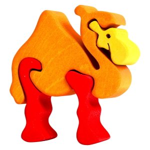 Dromedaris klein - Fauna speelgoed
