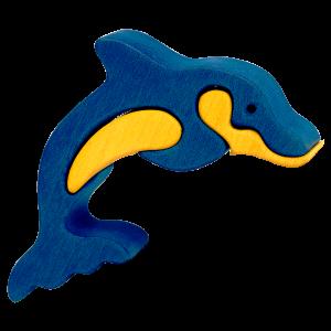 Dolfijn klein - Fauna speelgoed