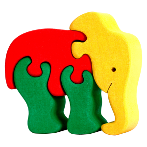 Olifant klein - Fauna speelgoed
