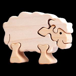 Lam klein - Fauna speelgoed
