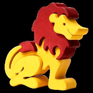Leeuw klein - Fauna speelgoed