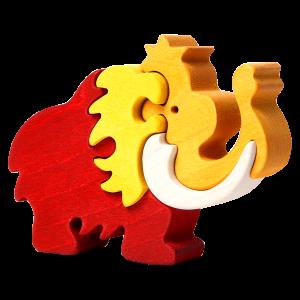 Mammoet klein - Fauna speelgoed