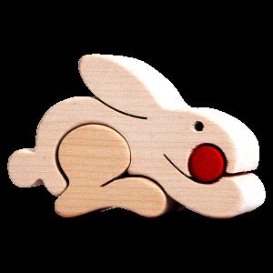 Konijn klein - Fauna speelgoed
