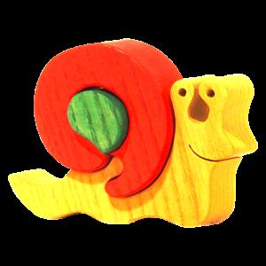 Slak klein - Fauna speelgoed