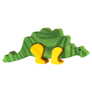 Dino Stegosaurus klein - Fauna speelgoed