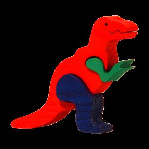 Dino T-rex klein - Fauna speelgoed