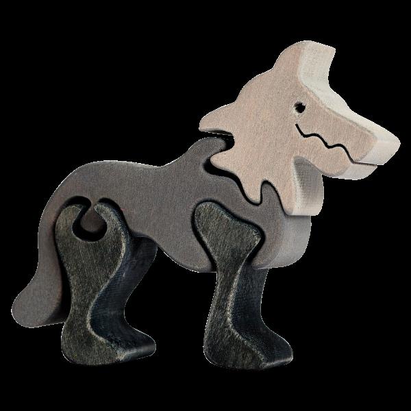 Wolf klein - Fauna speelgoed