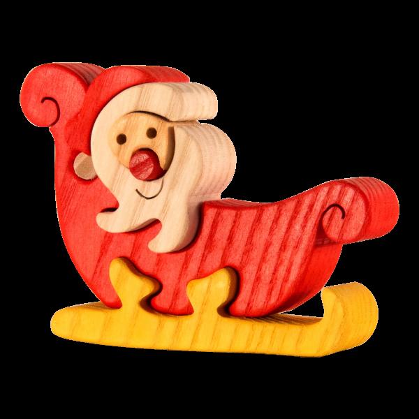 Kerstman klein - Fauna speelgoed