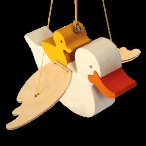 Mobiel eend - Fauna speelgoed