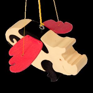 Mobiel varken - Fauna speelgoed
