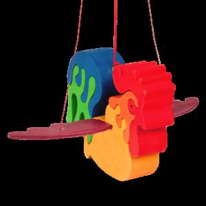 Mobiel haan - Fauna speelgoed