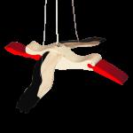 Mobiel ooievaar - Fauna speelgoed