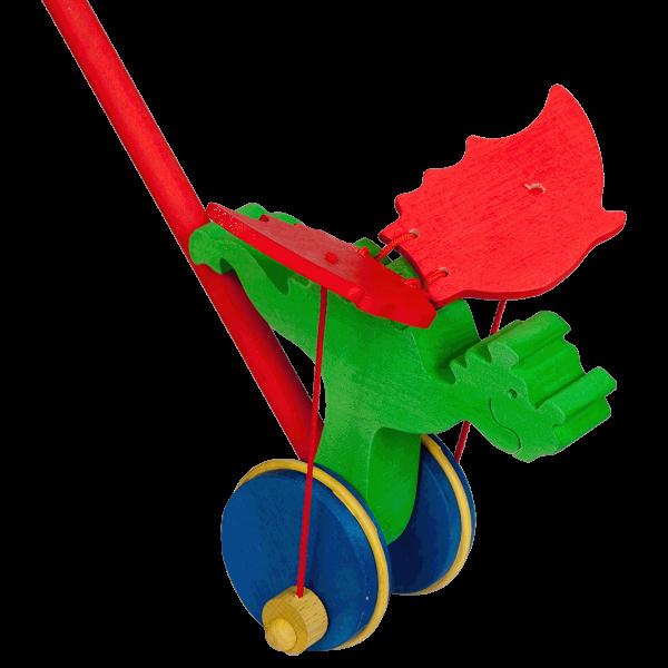 Duw speelgoed draak - Fauna speelgoed