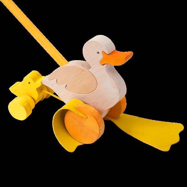Duw speelgoed eend - Fauna speelgoed