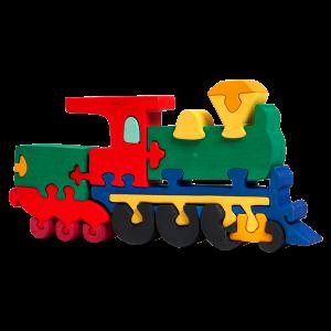 Trein - Fauna speelgoed
